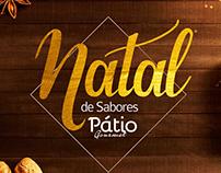 NATAL DE SABORES