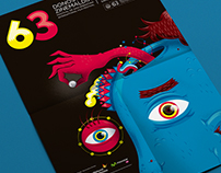 63 San Sebastián Film Festival Posters