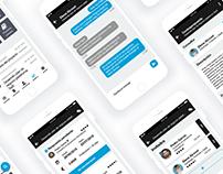 Meeminds - App iOS