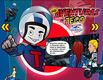 Las aventuras de Teco