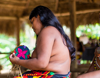 Indígena Embera