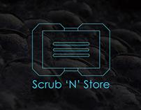 Scrub 'N' Store