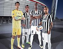"Advertising ""Juventus Vs Parma"" 26 Marzo 2014"