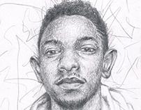 Kendrick Lamar Sketch