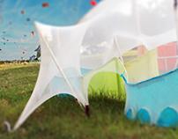 Kite Exhibition Canopy