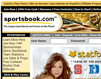 Statfox Corner for Sportsbook.com