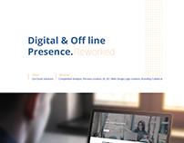 Digital presence-Webdesign