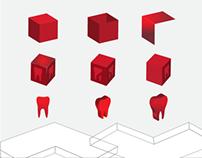 Dental laboratory Logo - Ceracube
