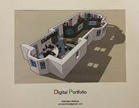 3D Design (Interior Design)