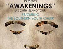 Christchurch Youth Choir Poster - 2013