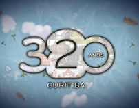 Curitiba 320 years