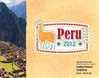 Commemorative Booklet – Peru