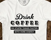 Random T-shirt designs