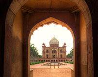 Um tempo na Índia