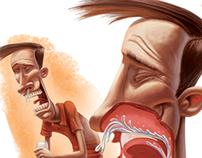 Illustration for Mundo Estranho Magazine