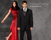 Concert Attire Catalog