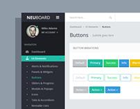 Neuboard Admin Theme