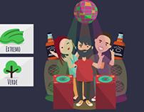 Enmodo Illustrated video
