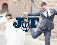 Joy & Tom - Wedding Brand
