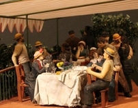 Déjeuner des canotiers