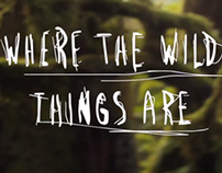 Where the Wild Things Are - Title Sequence