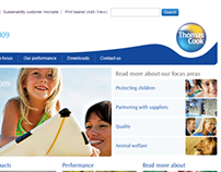 Thomas cook Group Sustainability Report 2009