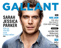 Gallant Magazine