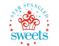 Star Spangled Sweets Branding