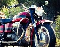 1969 Moto Guzzi Ambassador Restoration