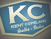 Kent Copeland Website Design