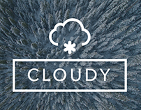 Cloudy Weather Icon Set