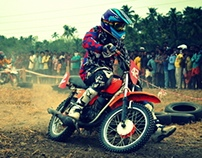 Mud Bike Race