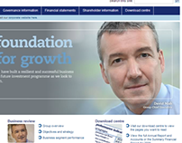 Standard Life Annual Report Website 2009