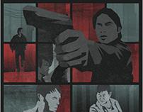 OTJ Graphic Novel Style