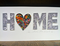 Quilling by Courtney - Words/Phrases