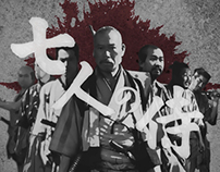 Seven Samurai Title Sequence