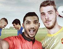 VIVA Man United Selfie Campaign 2013/14