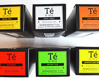 TEA LEAF PACKAGING
