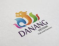 DANANG Tourism Logo Concept