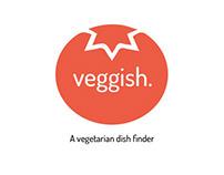 App Design - Veggish