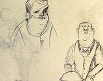Sketches part 3