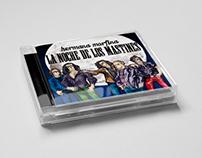 """CD: Hermana Morfina """"La Noche de los Mastines"""""""