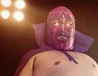 Im a Wrestler Man! by Maurice Blaine