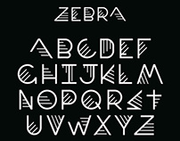Zebra Type Design