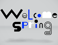 Welcome Spring Animation