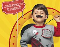 Campanha Zig Zig Zaa - Espetáculo da Imaginação