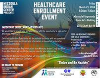 MIC Healthcare Enrollment Flyer