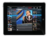 3ABN TV iPad Design