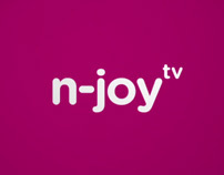 n-joy TV channel pieces