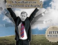 Wechseln mit Wolfgang